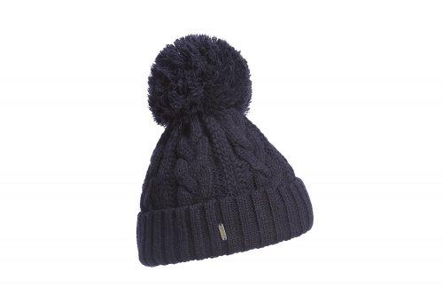 0e6eeef8fdc Giant-Pompom Hat with Fleece